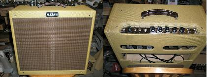 Marsh Tweed 5E7 310 Combo Replica